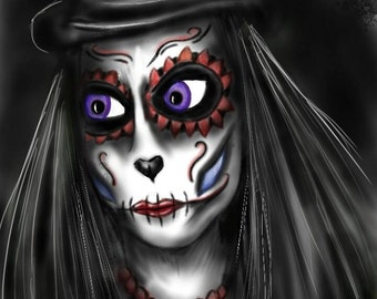 Day Of The Dead Baroness