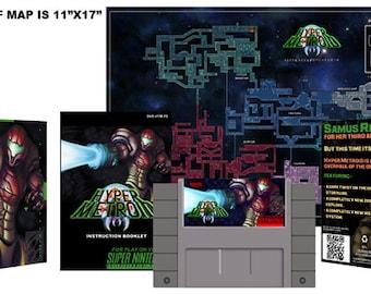 Hyper Metroid Complete Box Set