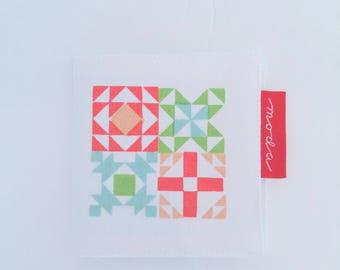 Moda Quilt Block Needle Envelope