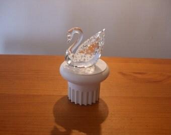 Swarovski Silver Crystal Centenary Swan 1995