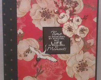 ON SALE Small Mini Album - Hanami Garden - Was 160