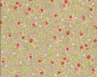 California Girl by Fig Tree for Moda 20185-17  Priced and sold  in continuous half yard increments cut from the bolt