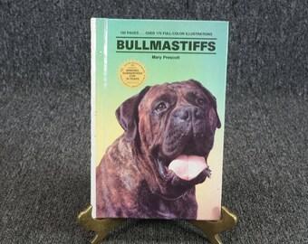 Bullmastiffs By Mary Prescott C. 1990