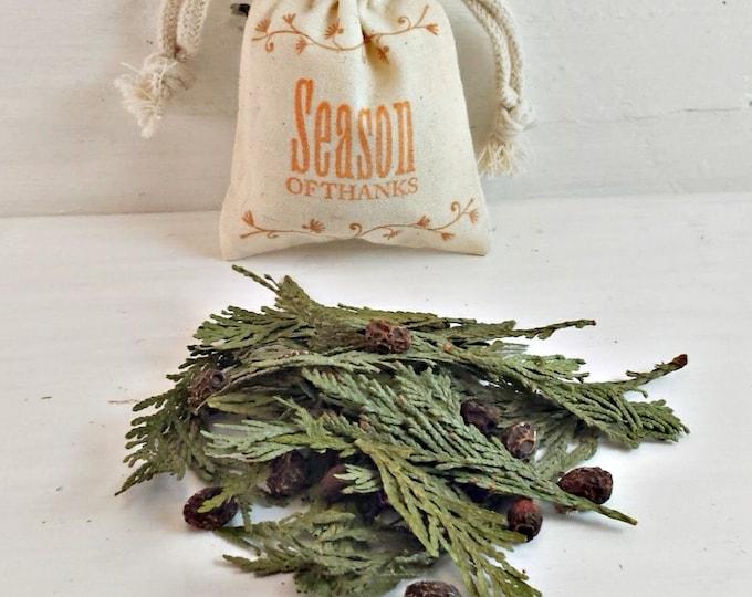 Fall Season Potpourri, Autumn Scented Sachets, Season Of Thanks, Maple Scented Sachets, Holiday Wedding Favor Bags, Thanksgiving Season