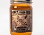 Shipwreck Honey, Local Honey, Small Batch Honey, Artisanal Honey, Seattle Honey