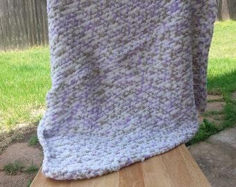 PB&J Baby Blanket