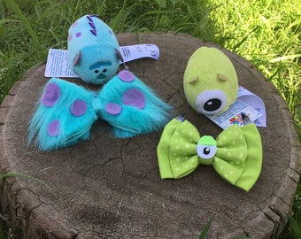 Mike and Sully Bows