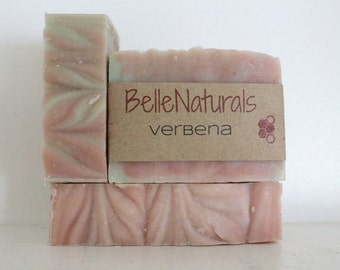 Verbena - citrus meets floral and ditches the sweet