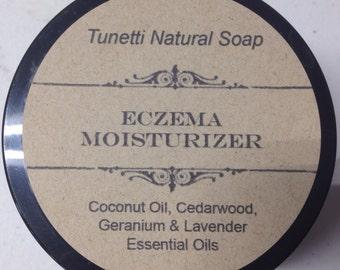 Natural Organic Eczema Moisturizer