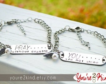 Friendship Bracelets for Encouragement