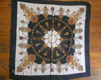 Vintage reproduction of hermes scarf