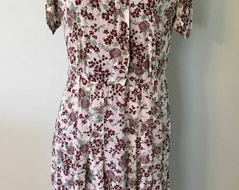 Vintage Shift Dress