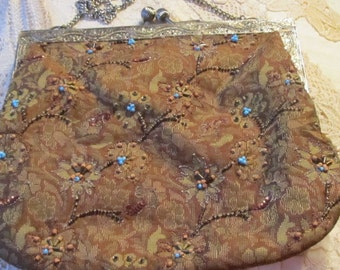 Christiana Beaded Purse/Handbag