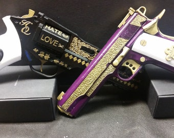 Harley & Joker pistol combo - KITS