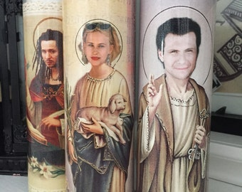 True Romance Alabama Clarence Drexel Prayer Candles