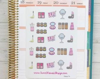 Kawaii Makeup Stickers