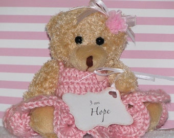 Hope Prayer Bear