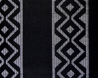 African cotton colorblind fabric fabric