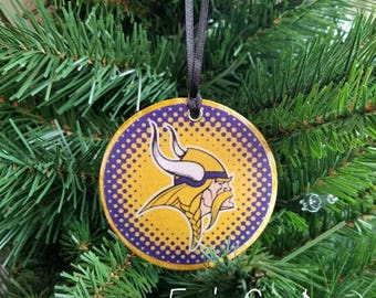 Minnesota Vikings Christmas Ornaments NFL Ornaments