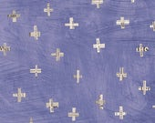 Dreamer - Flying Birds in Sky - Carrie Bloomston - Windham Fabrics - Fabric By the Half Yard