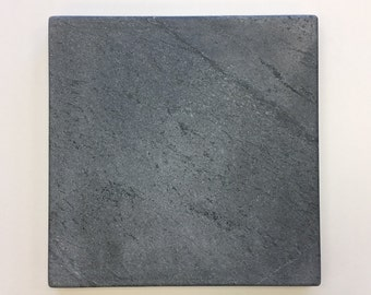 Soapstone Square Hearth