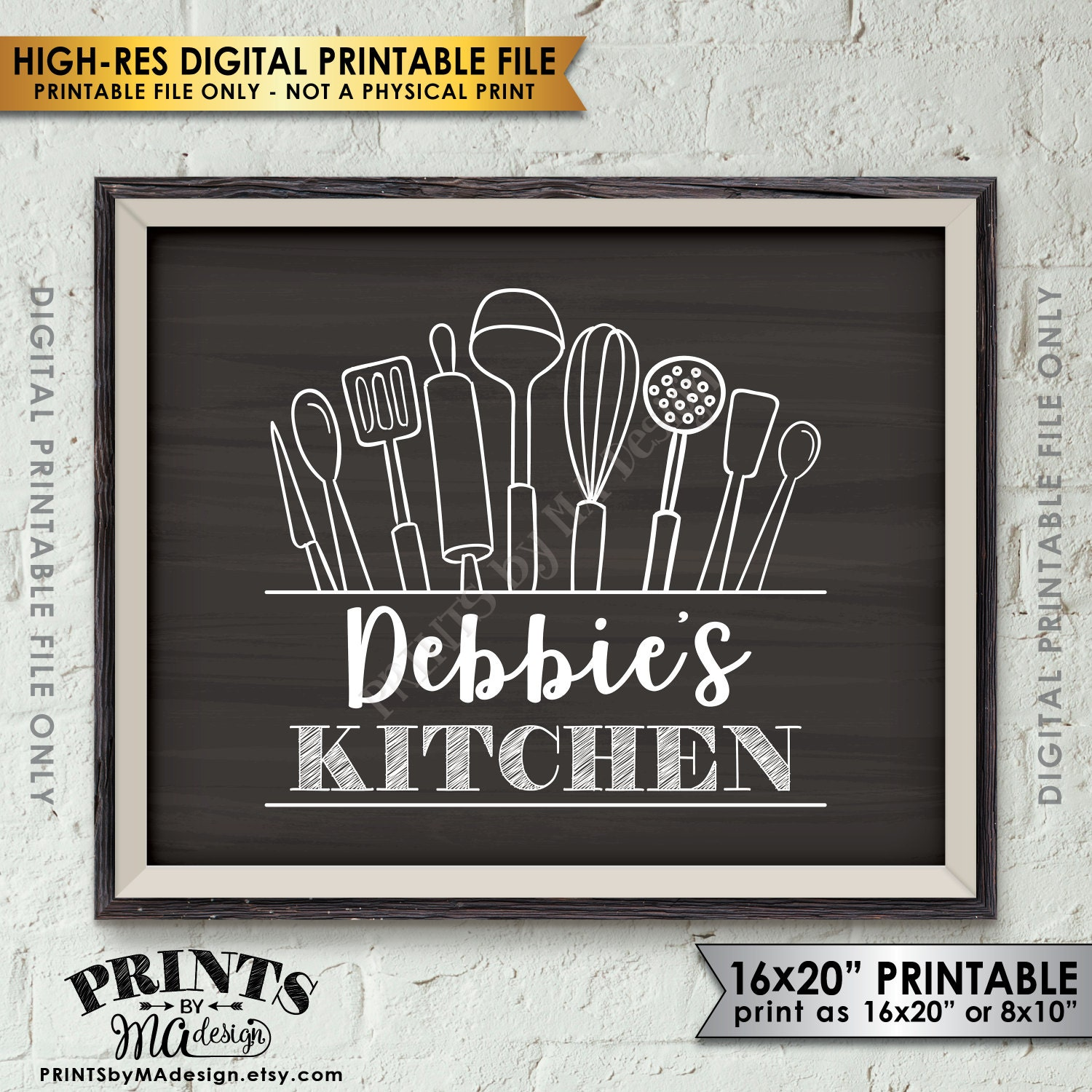 Cool Kitchen Signs