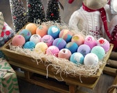 12 Bath Bombs Pack Gift Set Assorted Scent or You Choose, Perfect Christmas Gift for Anyone! Handmade in USA with only Natural ingredients