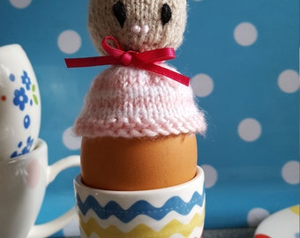 Bunny egg cosy easter gift