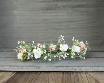 Jessica Flower Crown Photo Prop