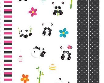 Personal Planner Sticker Kit - Panda Pip & Friends - Planner Stickers, ECLP, Kikki.K, Filofax, Happy Planner