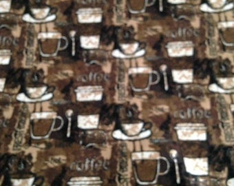 "Valance, Curtain Panel, Matching Pillow "" Coffee"""