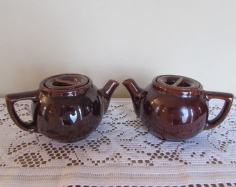 Single Serve Teapot (Set of two) Made in USA #201