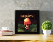 Megadeth illustration Pri...