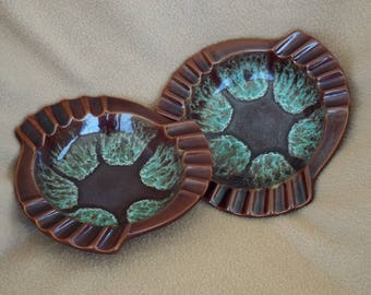 Vintage Ashtrays; Retro Ashtrays