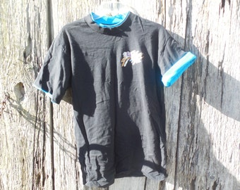Vintage 90s Lee Greenwood country music artist Tour T shirt 1991 hipster trendy street wear urban style size medium