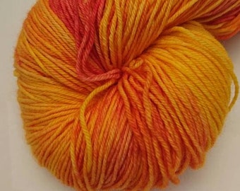 In The Fire 4Ply Sock Yarn 100g