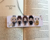 The Sun Summoner Magnetic Bookmarks