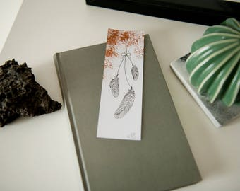 Bookmark Feathers