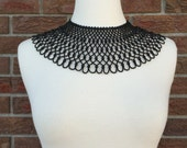 1960s Mod Collar Necklace