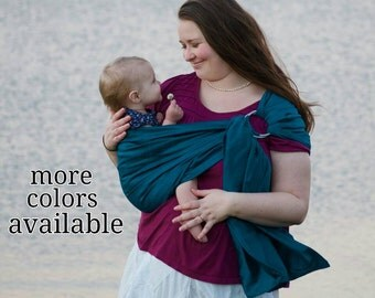 Custom: Duponi Silk Ring sling - BCIA member - CPSIA compliant