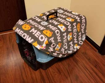 Cat Carrier Cover ONLY - Medium