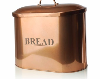 Bread Box Copper