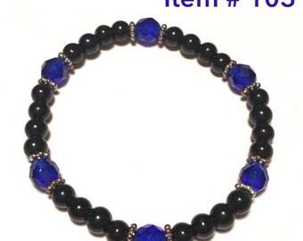 Item # 103 - Beaded Bracelet