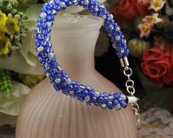 Kumihimo Bracelet: Lorelei