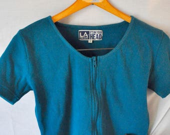LA Gear Vintage Cropped Jacket