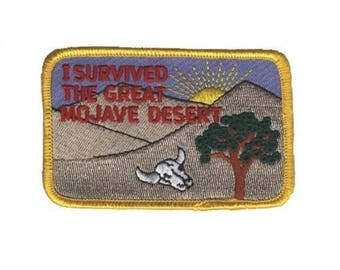 I survived the Great Mojave Desert Patch