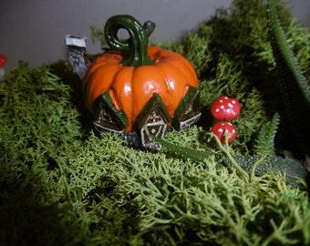 fairy house,pumpkin house,micro pumpkin,fairy garden,fairy pumpkin,accesories,supplies,fairy land,miniture house,miniture pumpkin,minitures