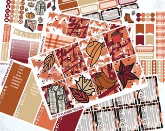 Fall Feels Sticker Kit