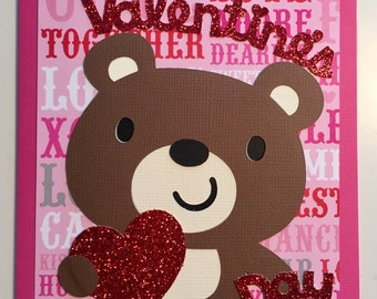 Valentine's Day cards • Love cards • Relationship cards • Cute cards • Kids card