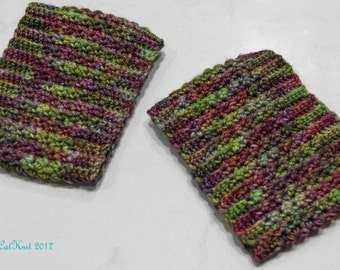 Thermal Crochet Boot Cuffs